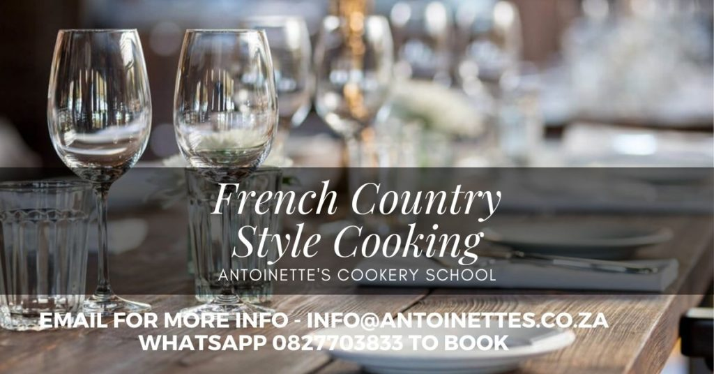 French Country Style Cooking: ...